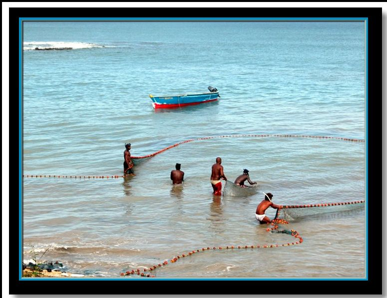 "photo ""st lucia fishermen"" tags: travel,"