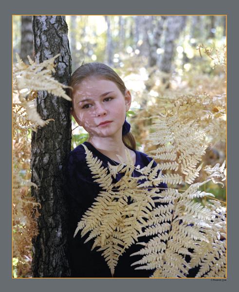 "фото ""Ната(спустя 15лет.)"" метки: портрет, дети"