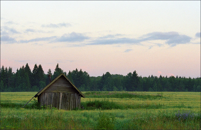 "photo ""landscape with a sauna"" tags: landscape,"
