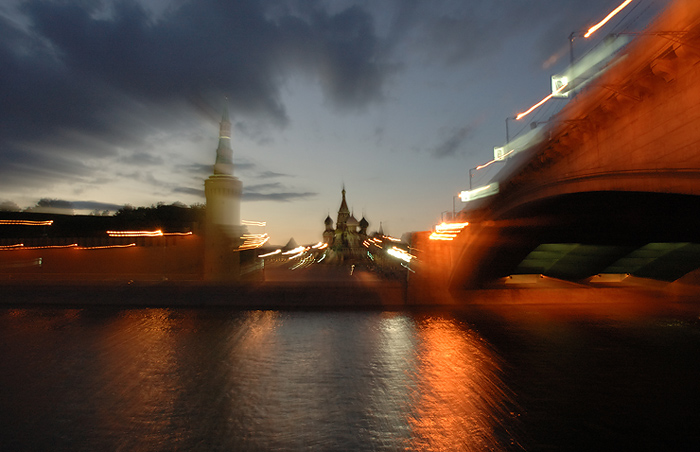 "photo ""A Walk through Moscow"" tags: travel, Europe"
