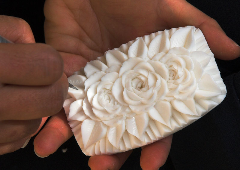 "photo ""Soap Carving"" tags: macro and close-up, misc.,"
