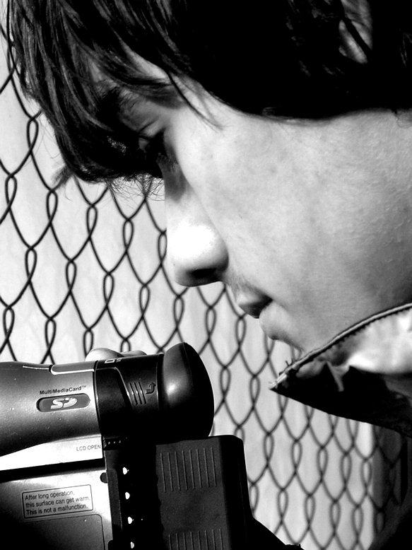 "photo ""***"" tags: black&white, portrait, man"