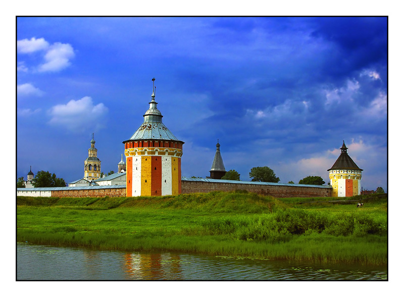 "photo ""Vologda"" tags: architecture, landscape,"