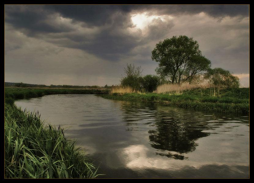 "photo ""Live river"" tags: landscape, spring"