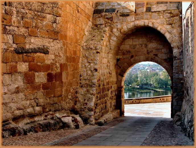 "фото ""Zamora"" метки: архитектура, путешествия, пейзаж, Европа"