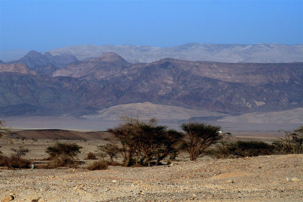 "photo ""Ha-Arava (prairie in English)"" tags: landscape, mountains"