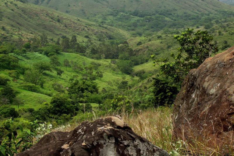 "photo ""Landscape of mountains"" tags: landscape, mountains"