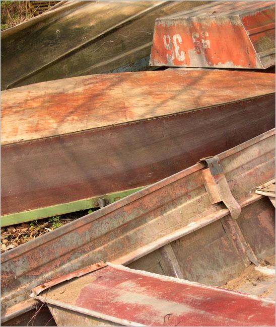 "photo ""Boat Station #1"" tags: still life,"