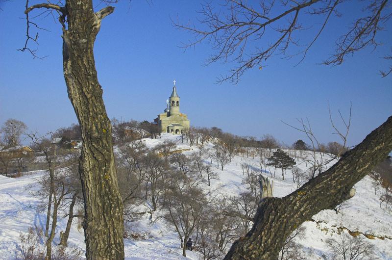 """фото """"**"""" метки: пейзаж, зима"""