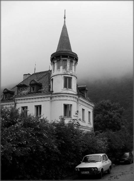"фото ""Туман спускается с гор..."" метки: путешествия, Европа"