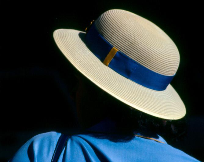 "photo ""Straw Hat"" tags: travel, genre, Australia"
