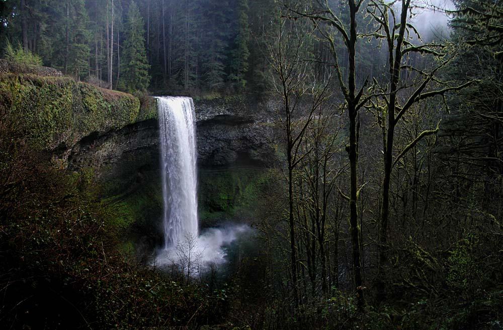 "photo ""Silver Fall. Oregon"" tags: travel, landscape,"