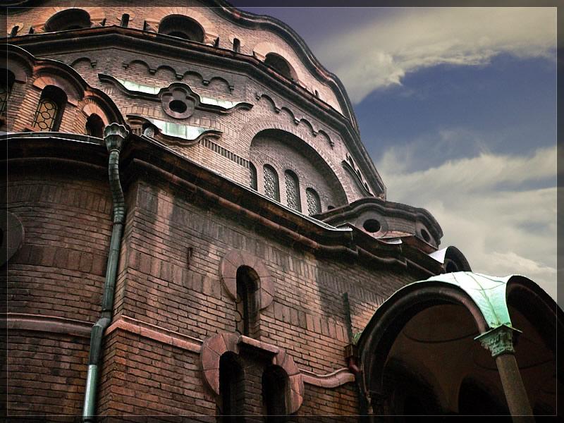 "фото ""St. Paraskeva"" метки: архитектура, путешествия, пейзаж, Европа"