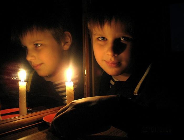 """фото """"у свечи"""" метки: портрет, дети"""