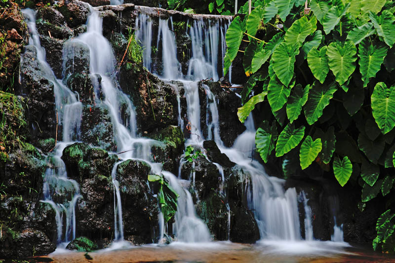 "photo ""Waterfall"" tags: landscape, water"