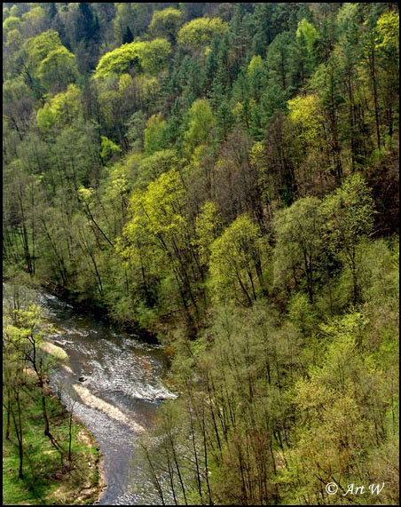 """photo """"Springtime colours 2"""" tags: landscape, spring"""