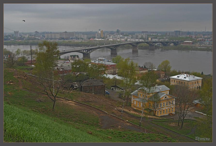 """фото """"Нижний Новгород"""" метки: пейзаж,"""