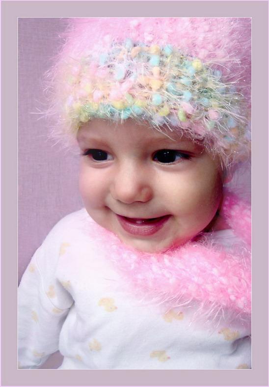 """photo """"Pink lady"""" tags: portrait, children"""