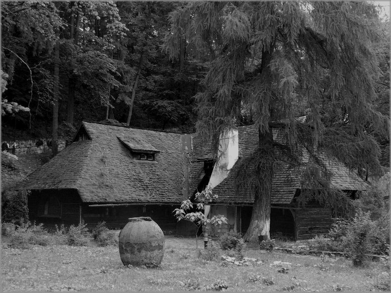"photo ""Small house of the forester.."" tags: travel,"