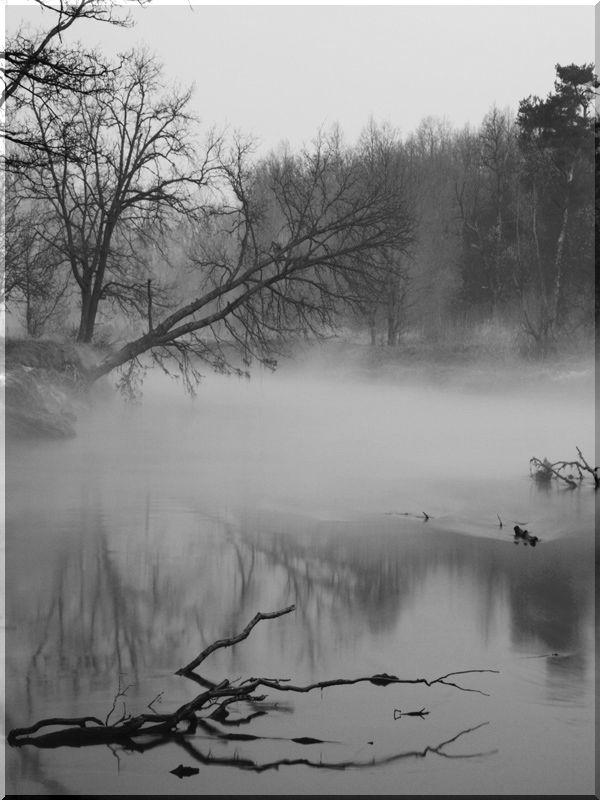 "photo ""туман 2"" tags: landscape, spring"