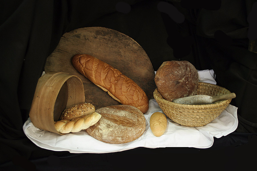 "фото ""Our everdays bread"" метки: натюрморт,"