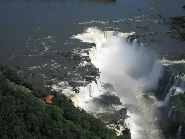 """photo """"Iguacu Falls"""" tags: landscape,"""