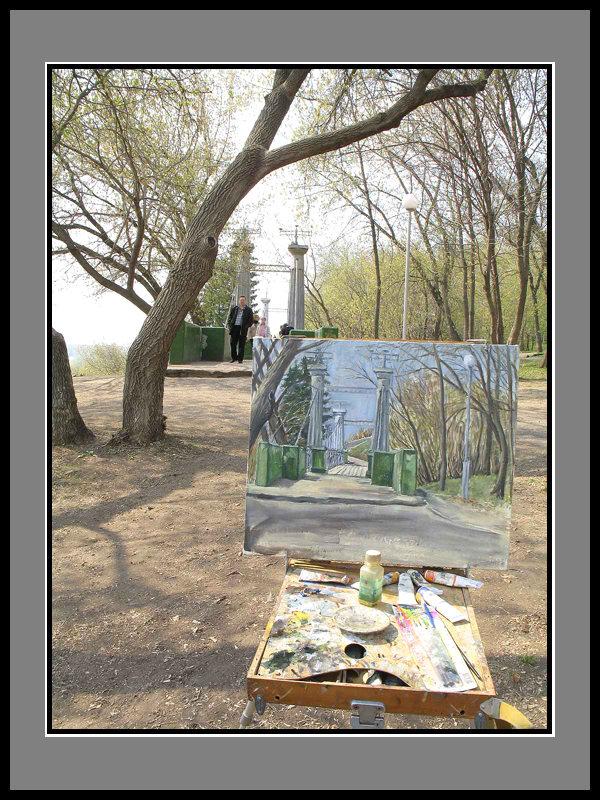 """фото """"В городском саду..."""" метки: жанр,"""