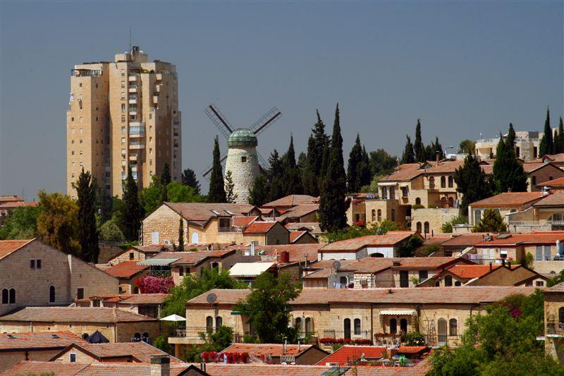"photo ""Yamin Moshe"" tags: landscape, architecture,"