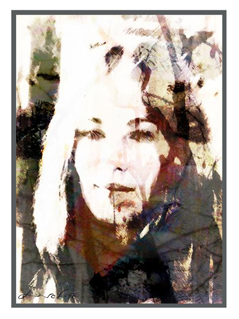 """photo """"Autumn"""" tags: portrait, woman"""
