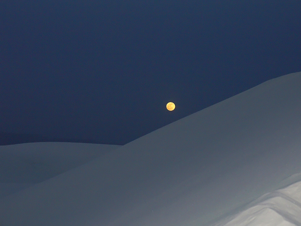 "photo ""Moon Rise Over White Sands"" tags: travel, landscape, North America, night"