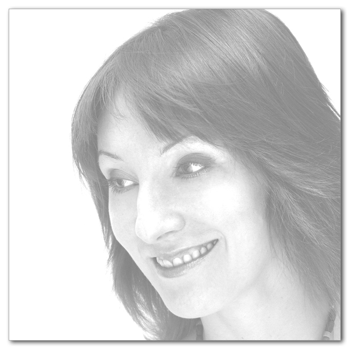 """photo """"portrait"""" tags: portrait, black&white, woman"""
