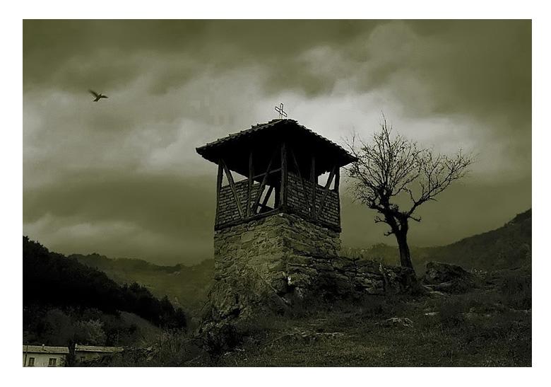 "photo ""Enter Sadness"" tags: landscape,"