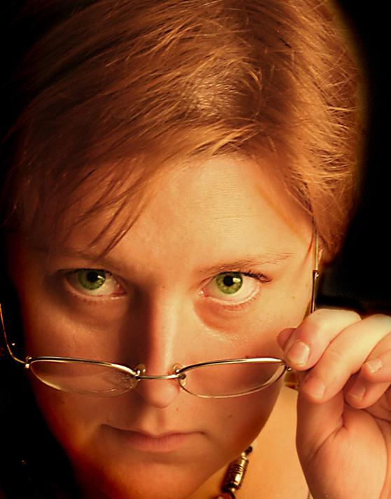 "photo ""glance. Janina Kushtewskaja"" tags: genre, portrait,"