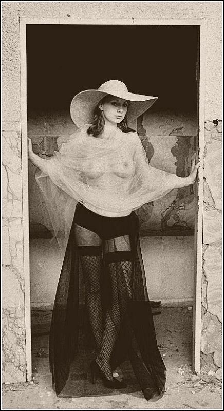 "photo ""Retro"" tags: nude, glamour,"