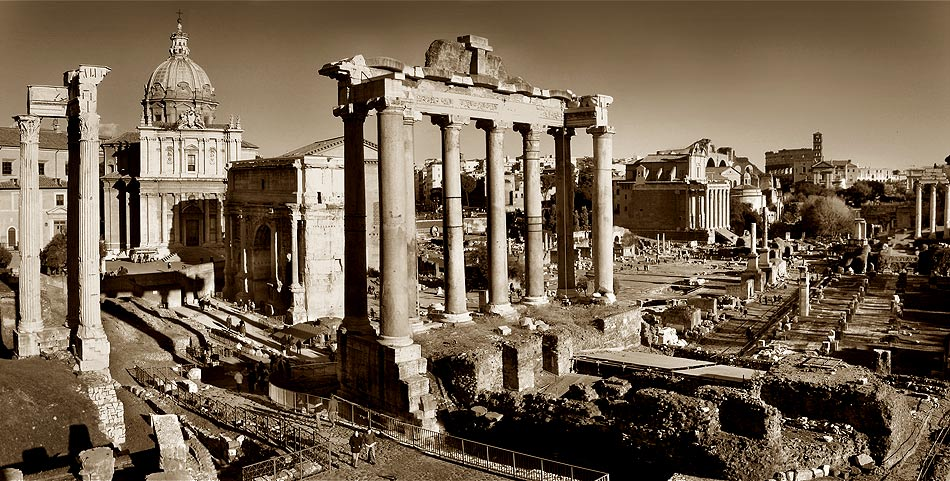 "photo ""roman forum"" tags: architecture, landscape,"