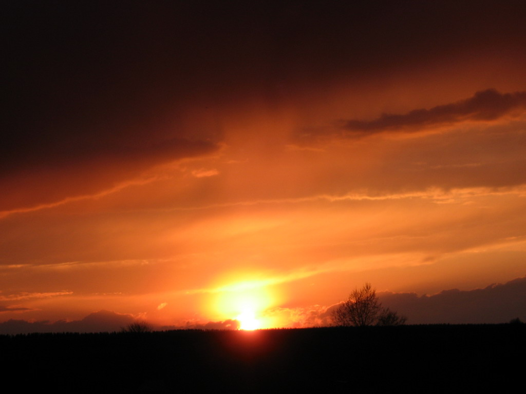 "photo ""***"" tags: landscape, spring, sunset"