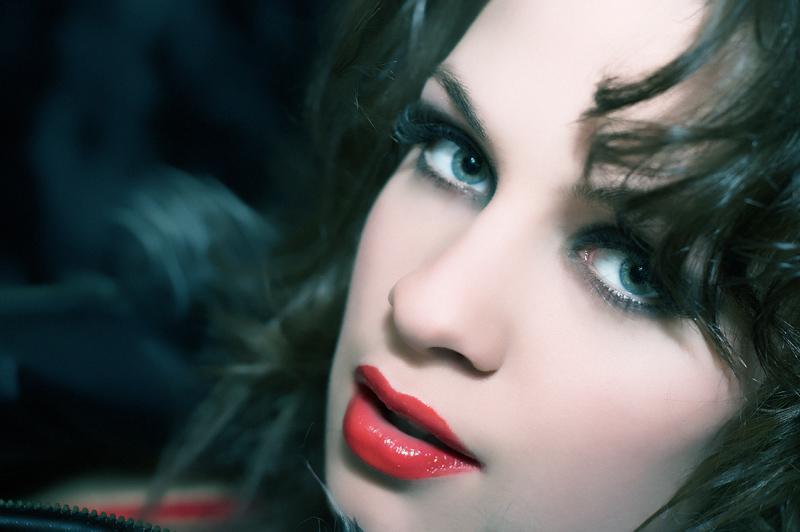 "photo ""Night ledy"" tags: glamour, portrait, woman"