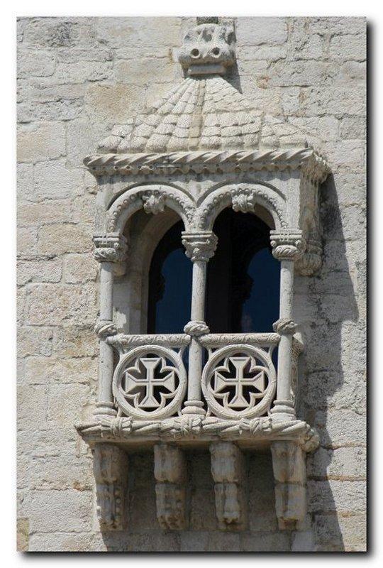 "photo ""Torre de Belem III"" tags: architecture, landscape,"