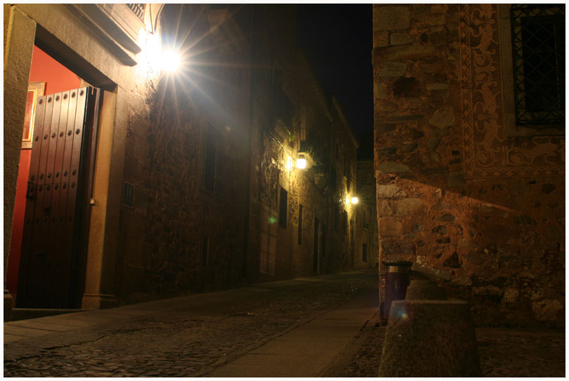 "photo ""Parador de Caceres"" tags: travel, Europe"