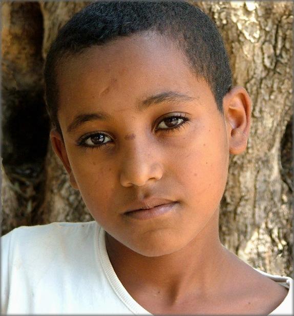 "photo ""Children of Ethiopia..."" tags: portrait,"