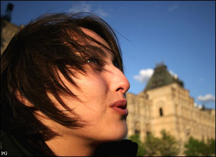 """photo """"Dyne"""" tags: portrait, woman"""