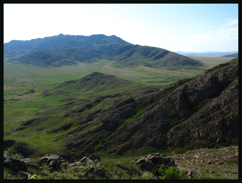 "photo ""Bugulu mountains"" tags: landscape, mountains"