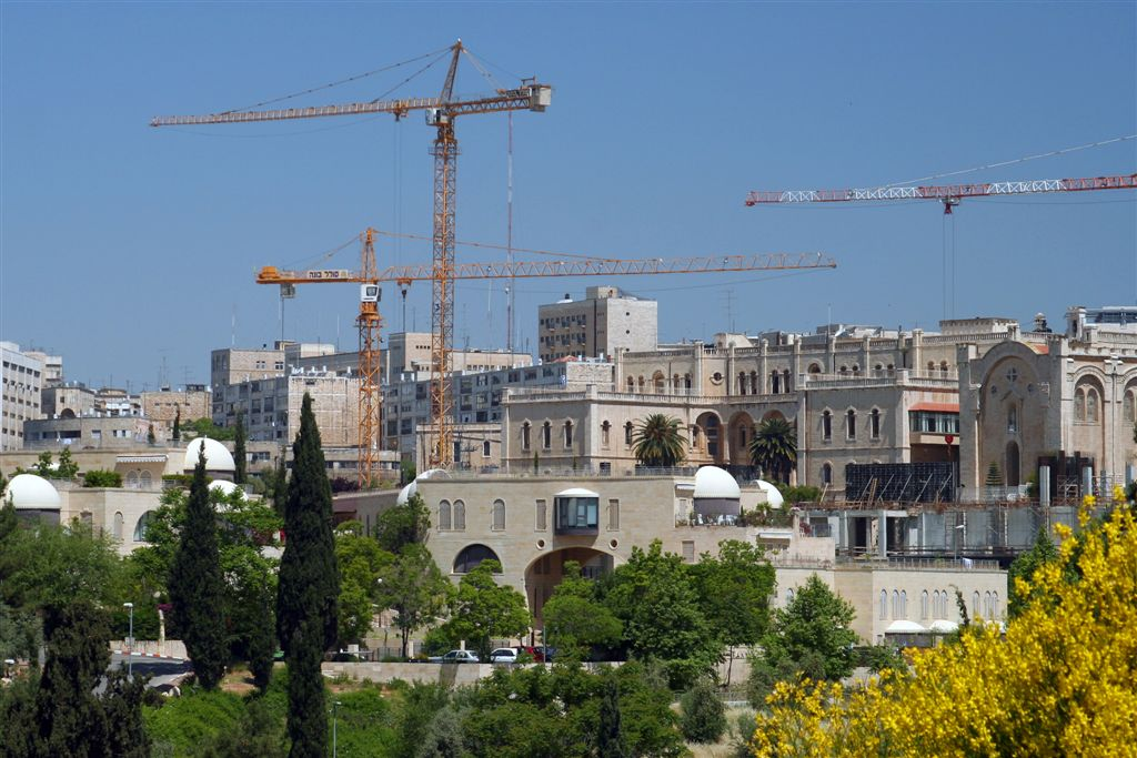 "photo ""Jerusalem reconstruction"" tags: architecture, landscape,"
