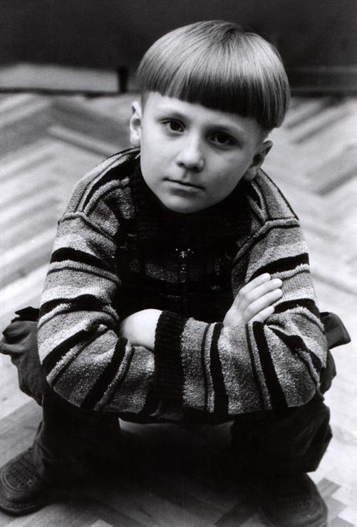 "photo ""My son - Timofey"" tags: portrait, children"