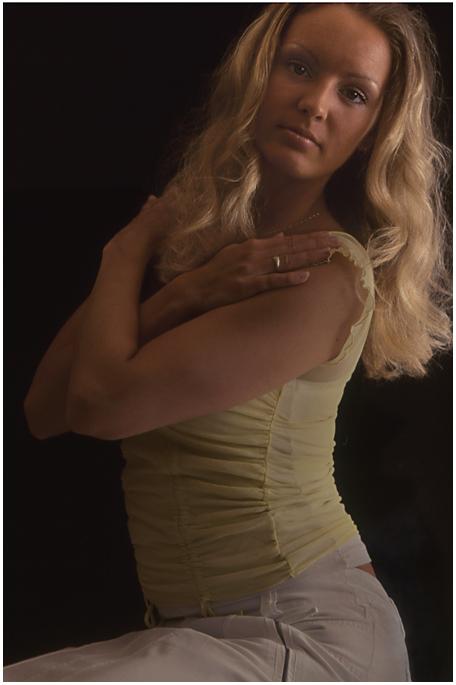 "photo ""Carita"" tags: glamour, portrait, woman"