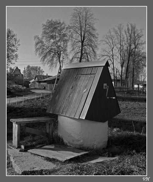 "photo ""Shaft"" tags: black&white,"