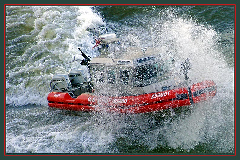 "photo ""US Coast Guard"" tags: travel, landscape, North America, water"