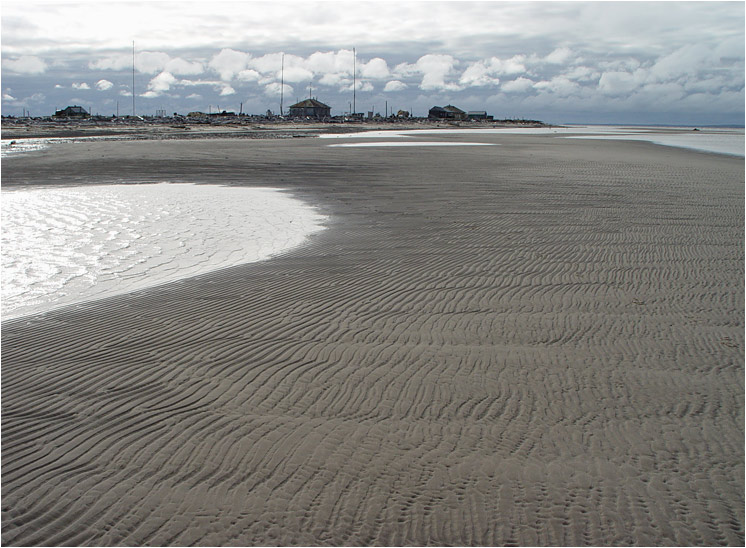 "фото ""Енисейский залив"" метки: пейзаж, вода"