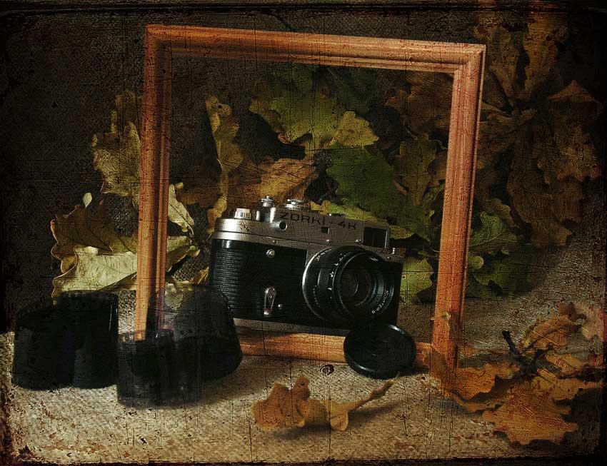 Композиция в натюрморте для фотографов