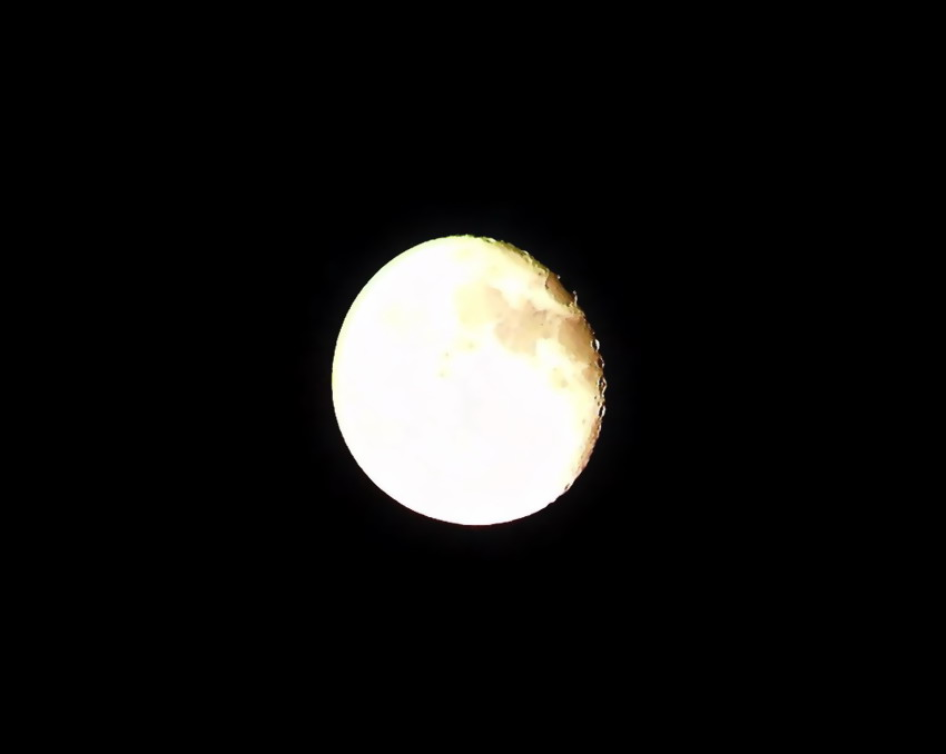 "photo ""Moon"" tags: landscape, night"